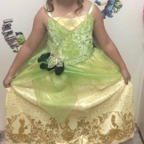 Princess Tiana Costume & Disney Costumes | Princess Tiana Costume | Poshmark